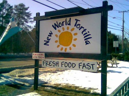 New World Tortilla - Essex